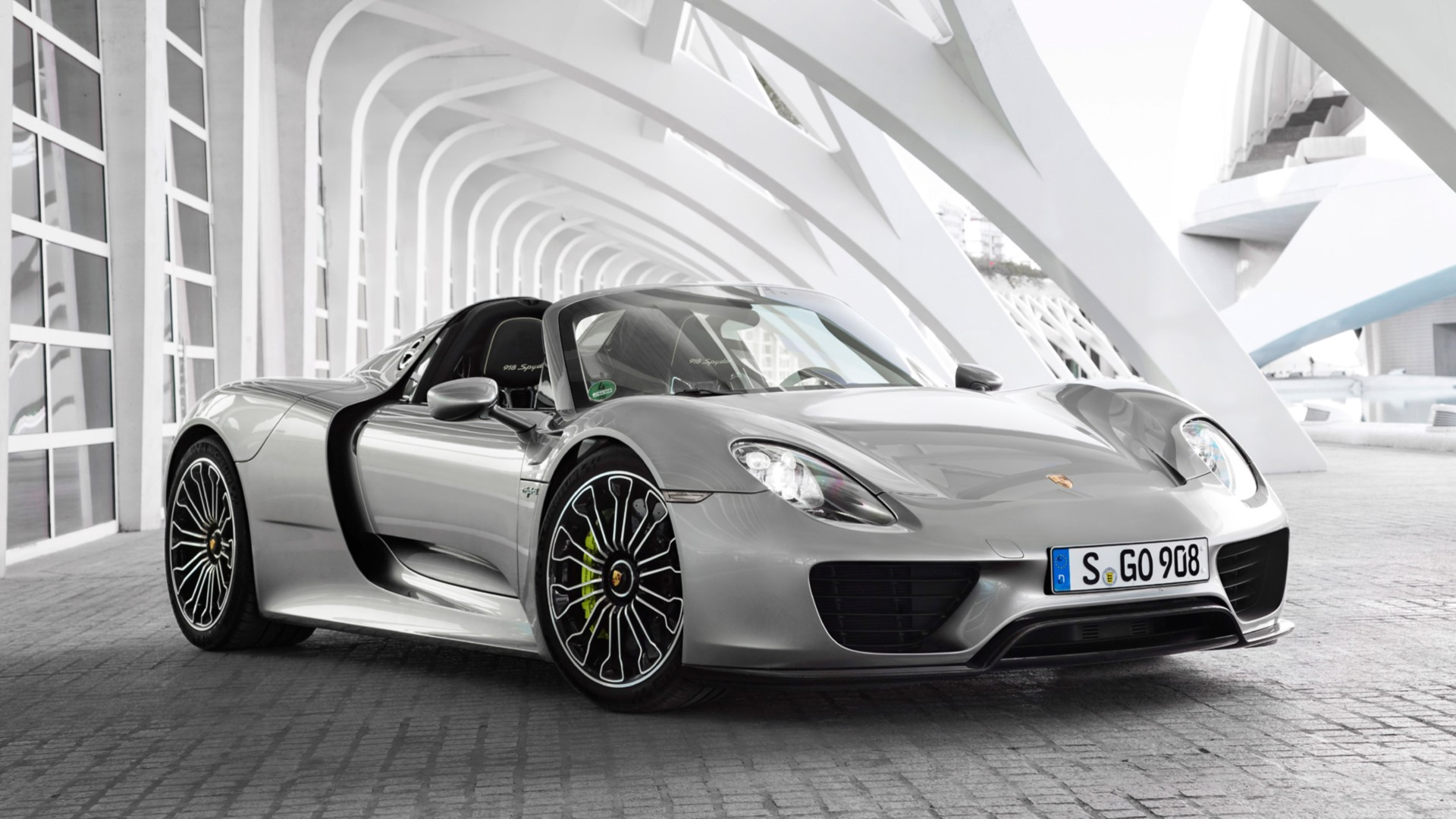 Porsche 918 Spyder Wallpapers Pictures Images