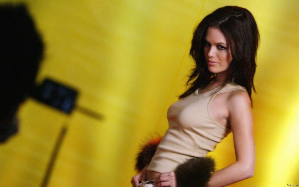 Rachel Bilson Widescreen Background