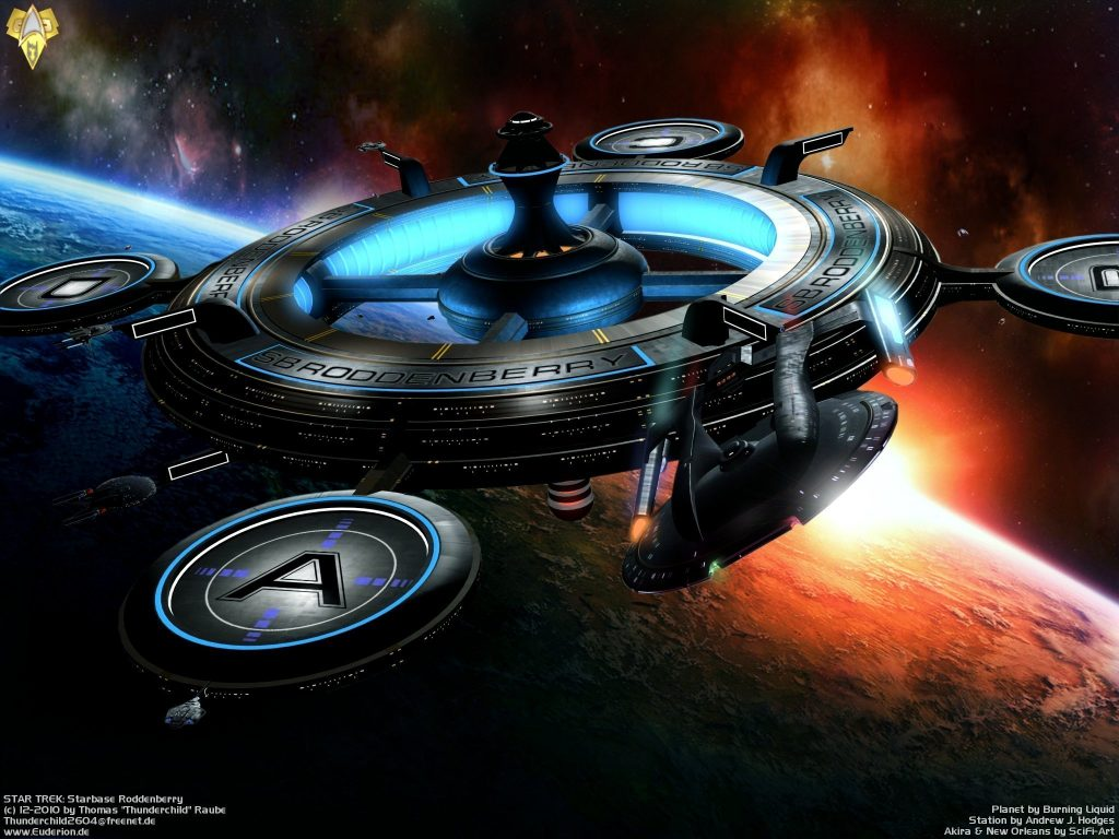 Star Trek: The Original Series HD Wallpaper