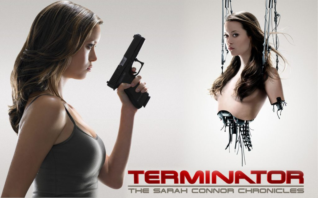 Terminator: The Sarah Connor Chronicles Widescreen Background