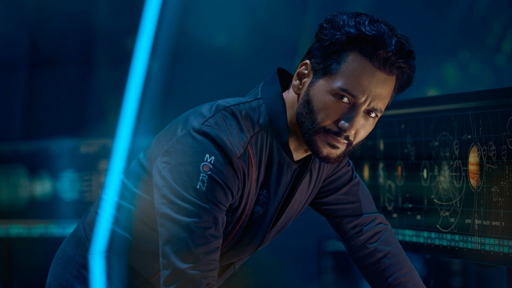 The Expanse Full HD Wallpaper