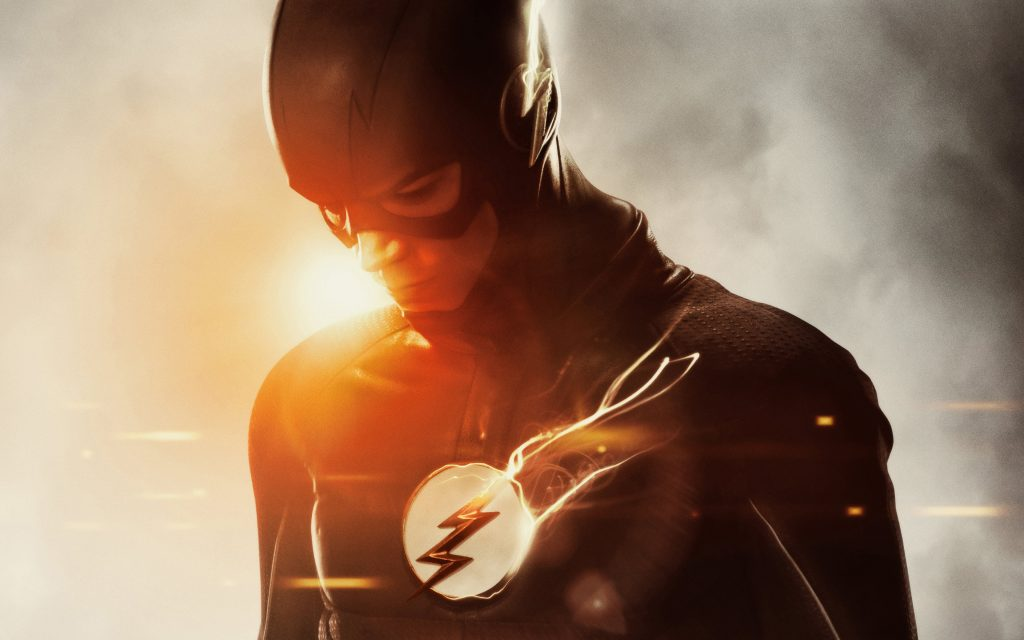 The Flash (2014) 4K Ultra HD Wallpaper