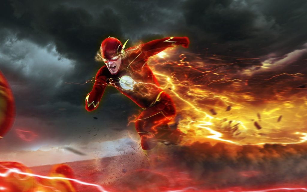 The Flash (2014) Widescreen Wallpaper