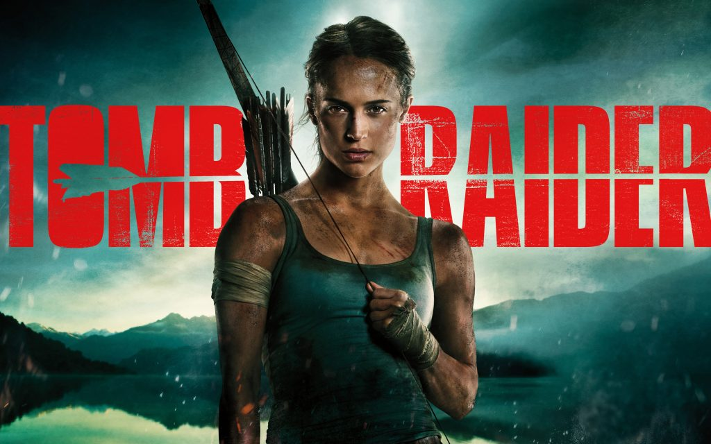Tomb Raider (2018) 4K Ultra HD Wallpaper
