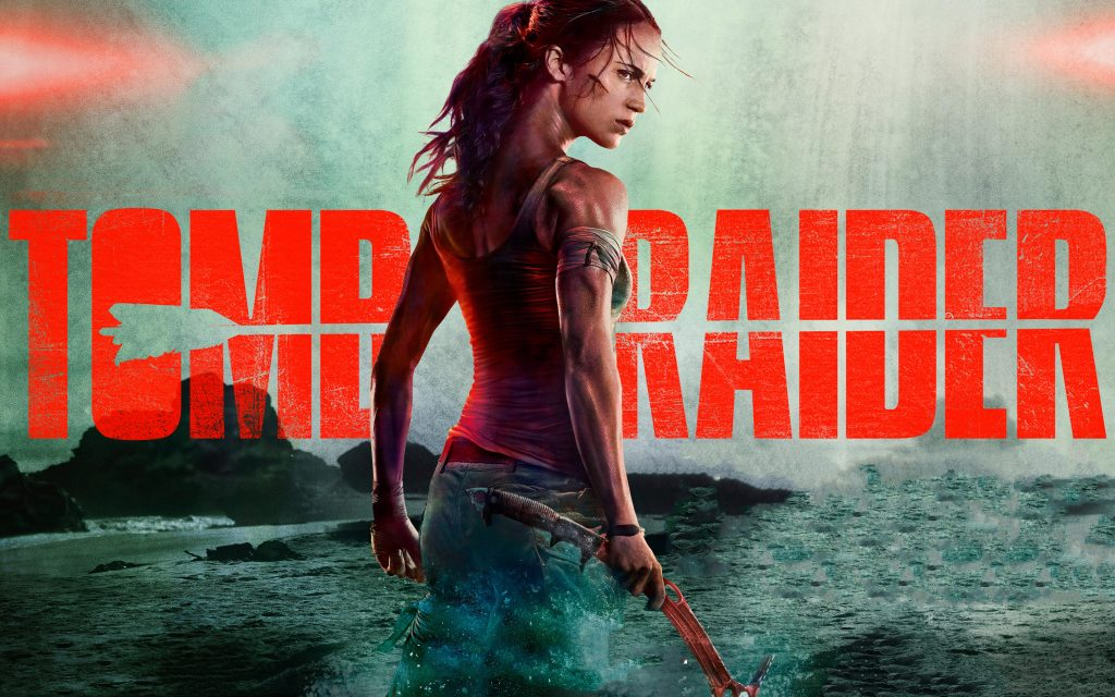 Tomb Raider (2018) Wallpaper