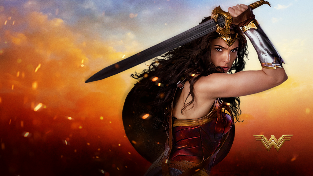 Wonder Woman Full HD Wallpaper
