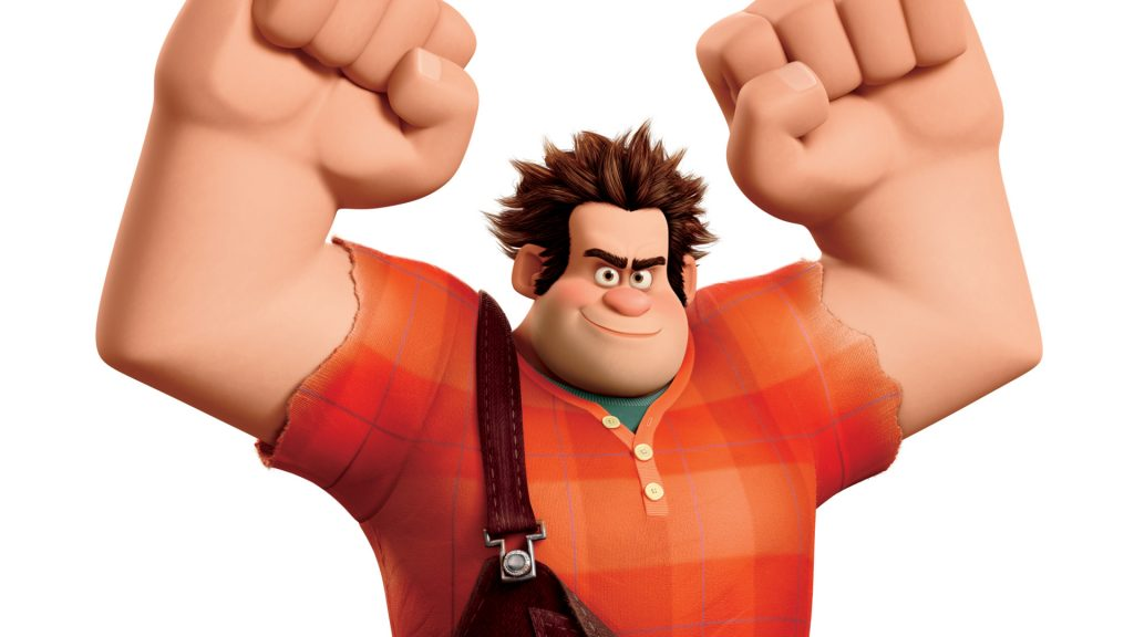 Wreck-It Ralph Full HD Wallpaper