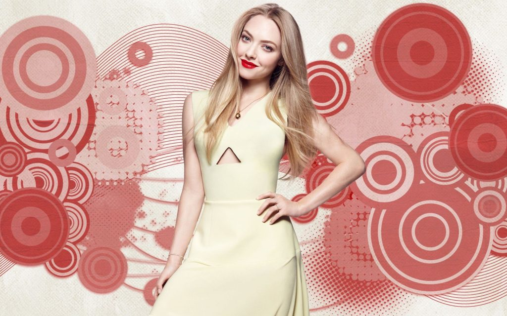 Amanda Seyfried Widescreen Wallpaper