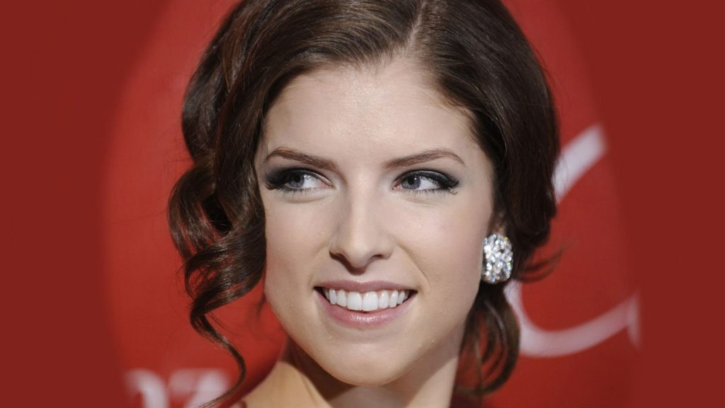 Anna Kendrick Quad HD Wallpaper