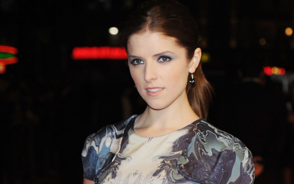 Anna Kendrick Widescreen Wallpaper