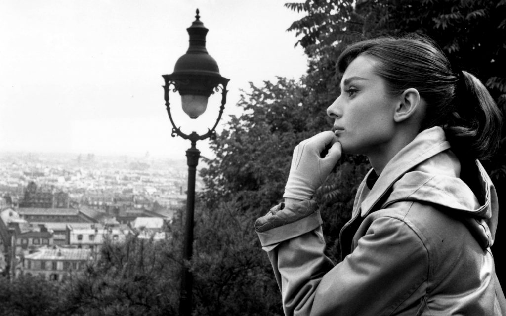 Audrey Hepburn Widescreen Wallpaper