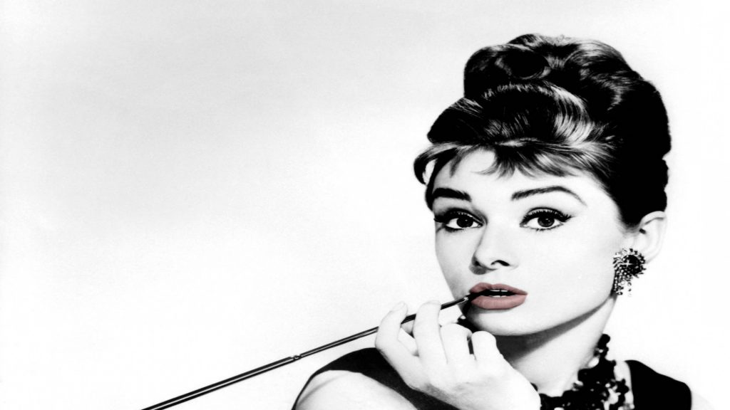 Audrey Hepburn Full HD Wallpaper