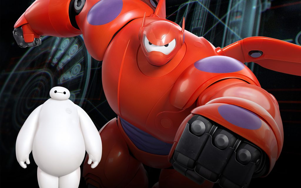 Big Hero 6 Widescreen Background