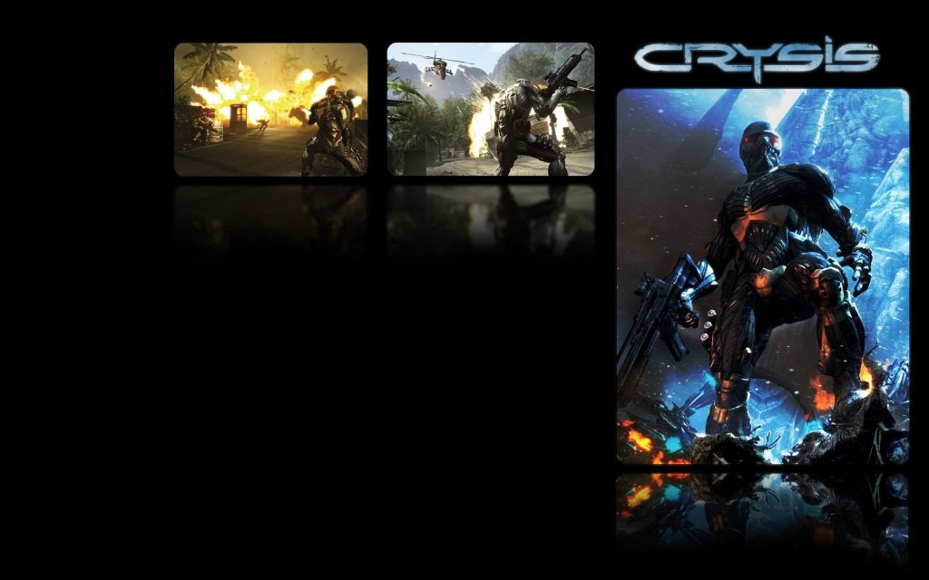 Crysis Widescreen Wallpaper