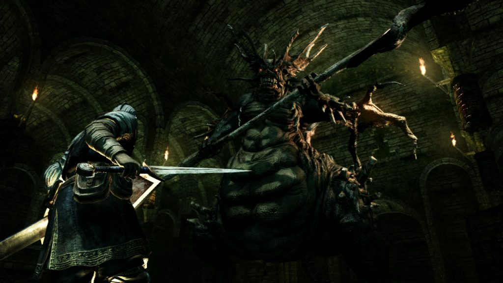 Dark Souls Quad HD Background
