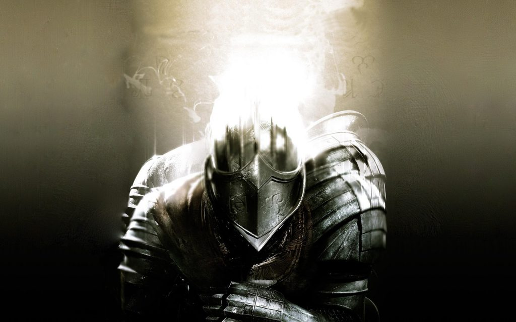 Dark Souls Widescreen Background