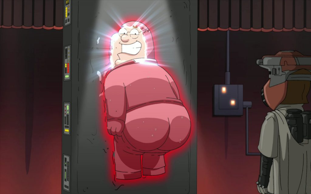 Family Guy Widescreen Background