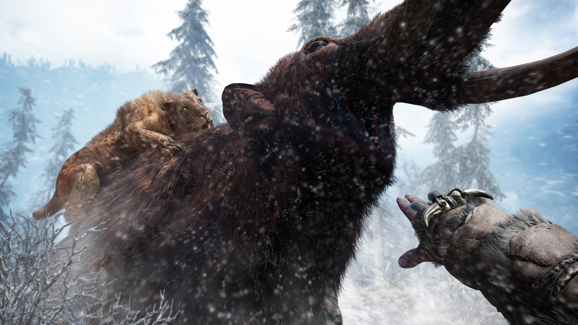 Far Cry Primal Wallpaper: Far Cry Primal HD Wallpapers, Pictures, Images