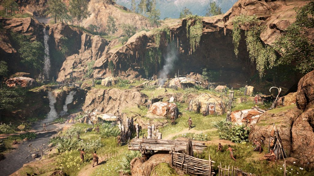 Far Cry Primal HD Full HD Wallpaper