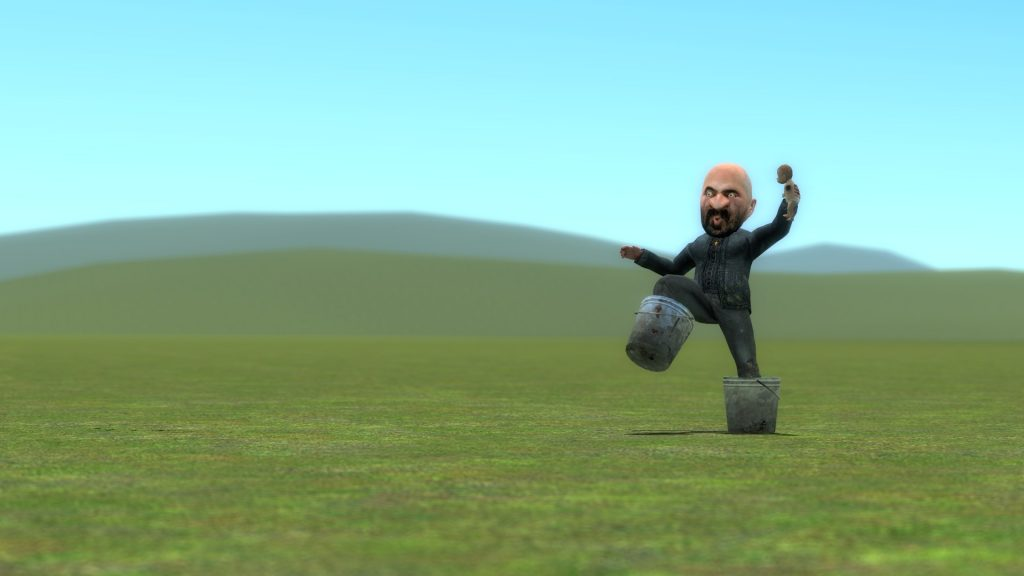 Garry's Mod Full HD Wallpaper