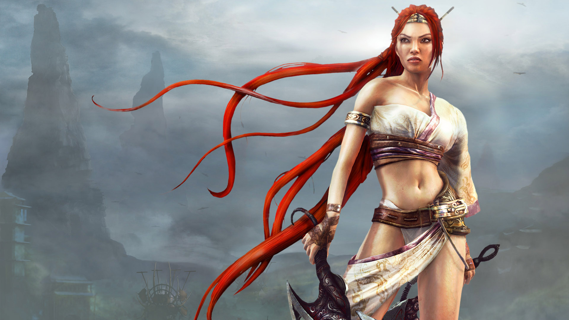 Heavenly Sword Wallpapers Pictures Images