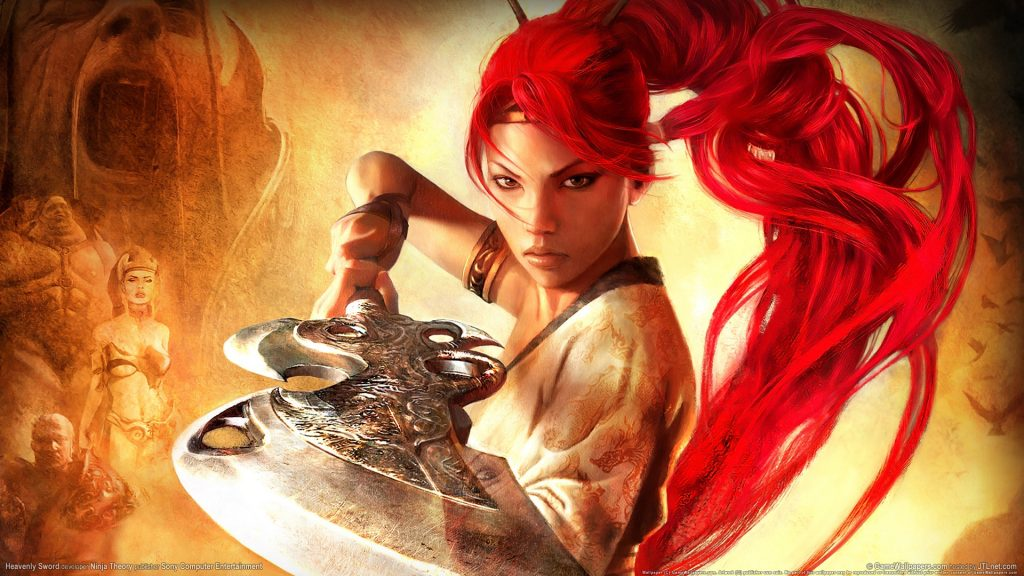 Heavenly Sword Full HD Wallpaper