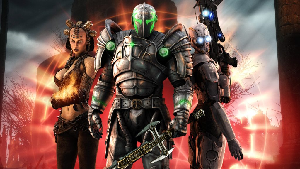 Hellgate: London Full HD Wallpaper