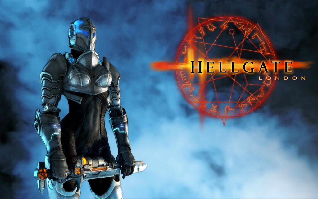 Hellgate: London Wallpaper