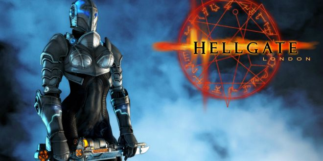 Hellgate: London Wallpapers