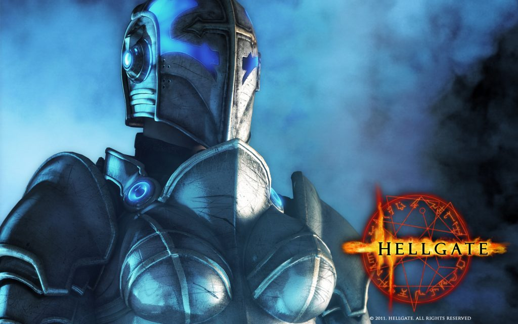 Hellgate: London Widescreen Wallpaper