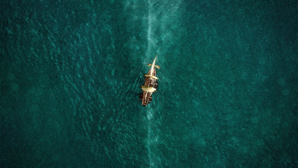 In The Heart Of The Sea Full HD Wallpaper