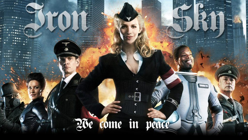 Iron Sky Full HD Wallpaper