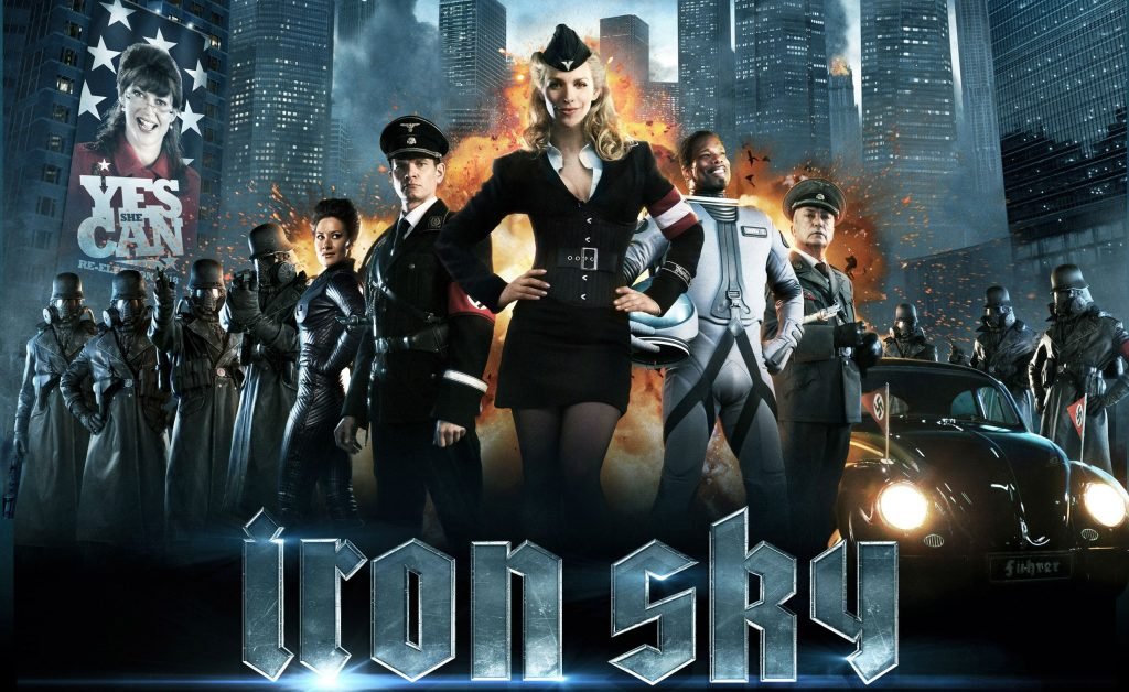 Iron Sky Wallpaper