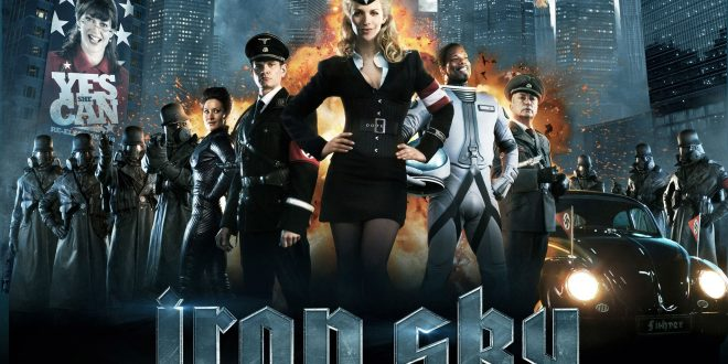 Iron Sky Wallpapers