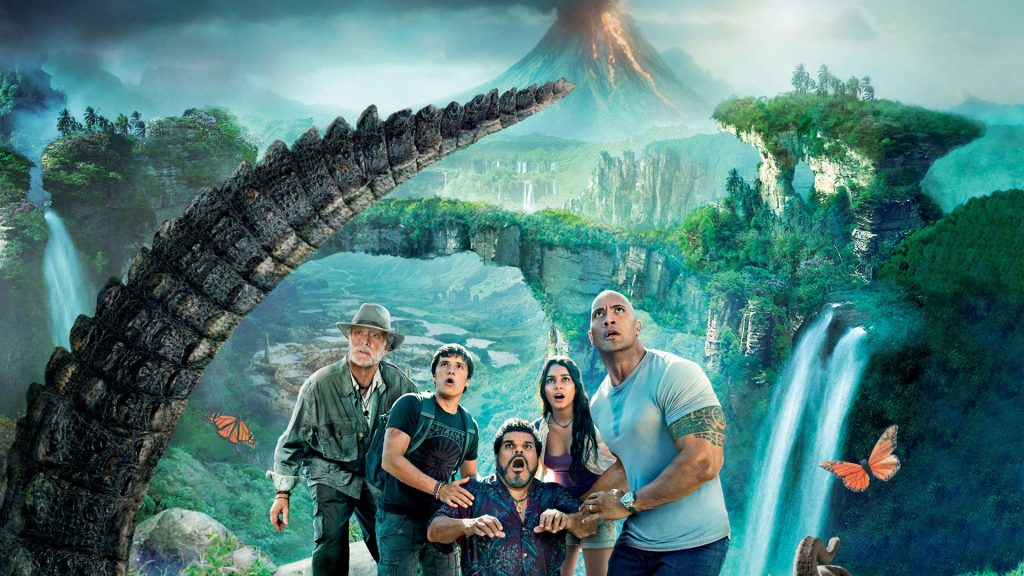 Journey 2: The Mysterious Island Full HD Wallpaper