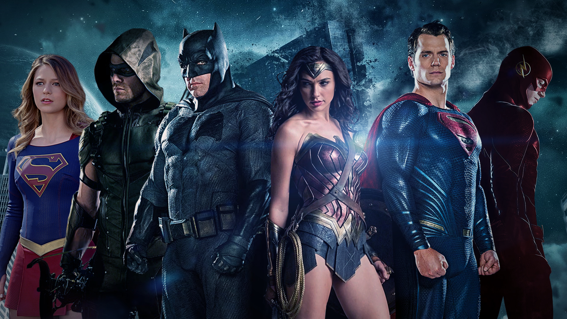 Justice League 2017 Full HD Wallpaper
