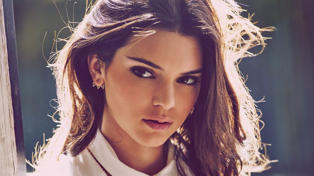 Kendall Jenner Full HD Background