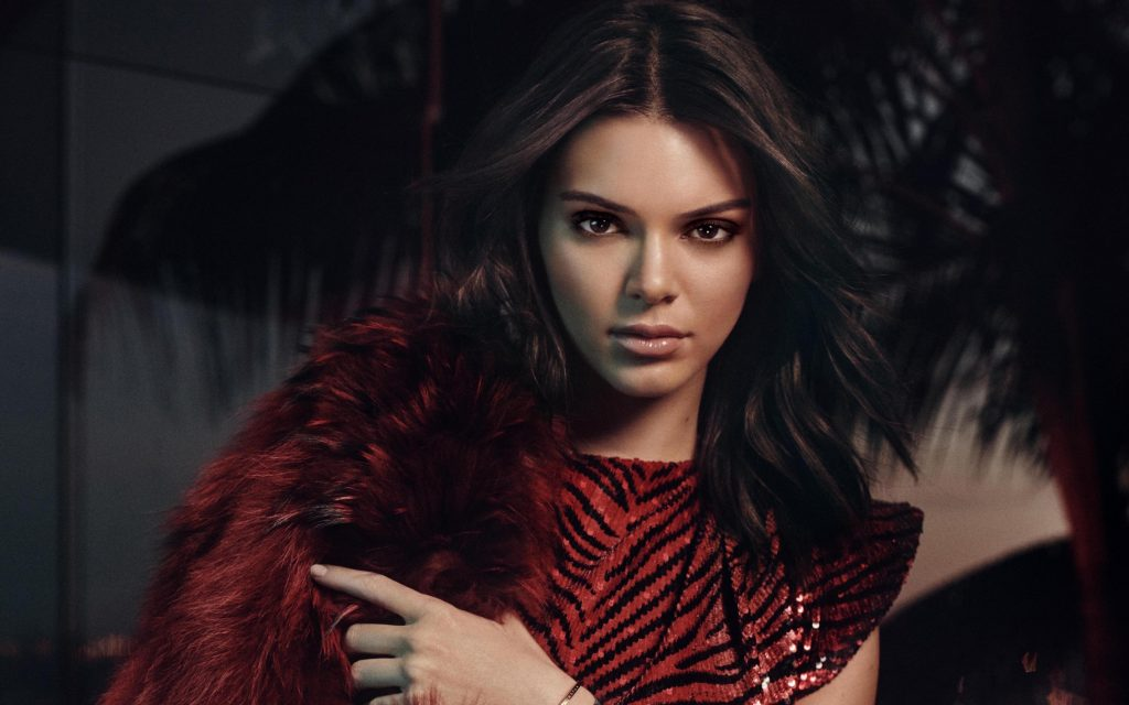Kendall Jenner Widescreen Background