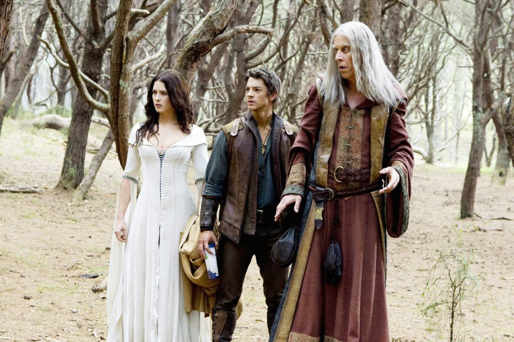 Legend Of The Seeker HD Wallpaper