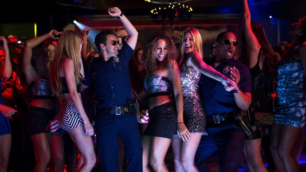 Let's Be Cops Full HD Background