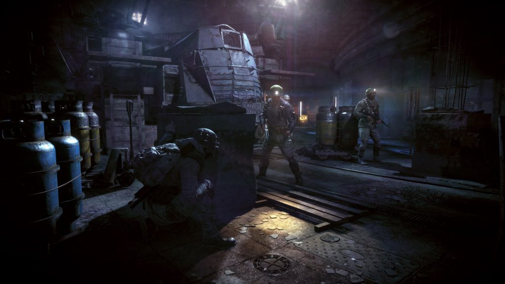 Metro: Last Light Redux Full HD Wallpaper