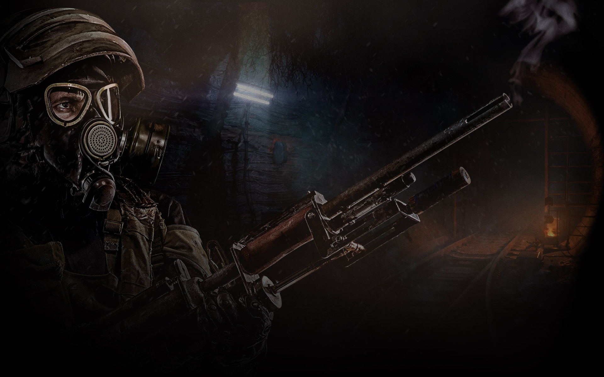 metro last light redux wallpapers pictures images