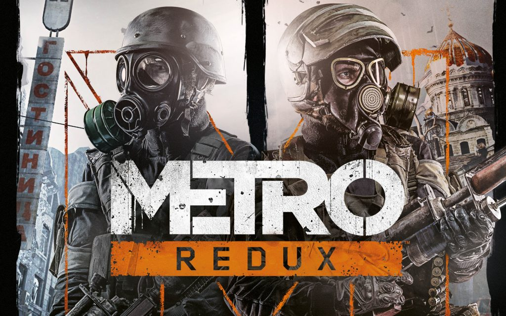 Metro: Last Light Redux Widescreen Wallpaper