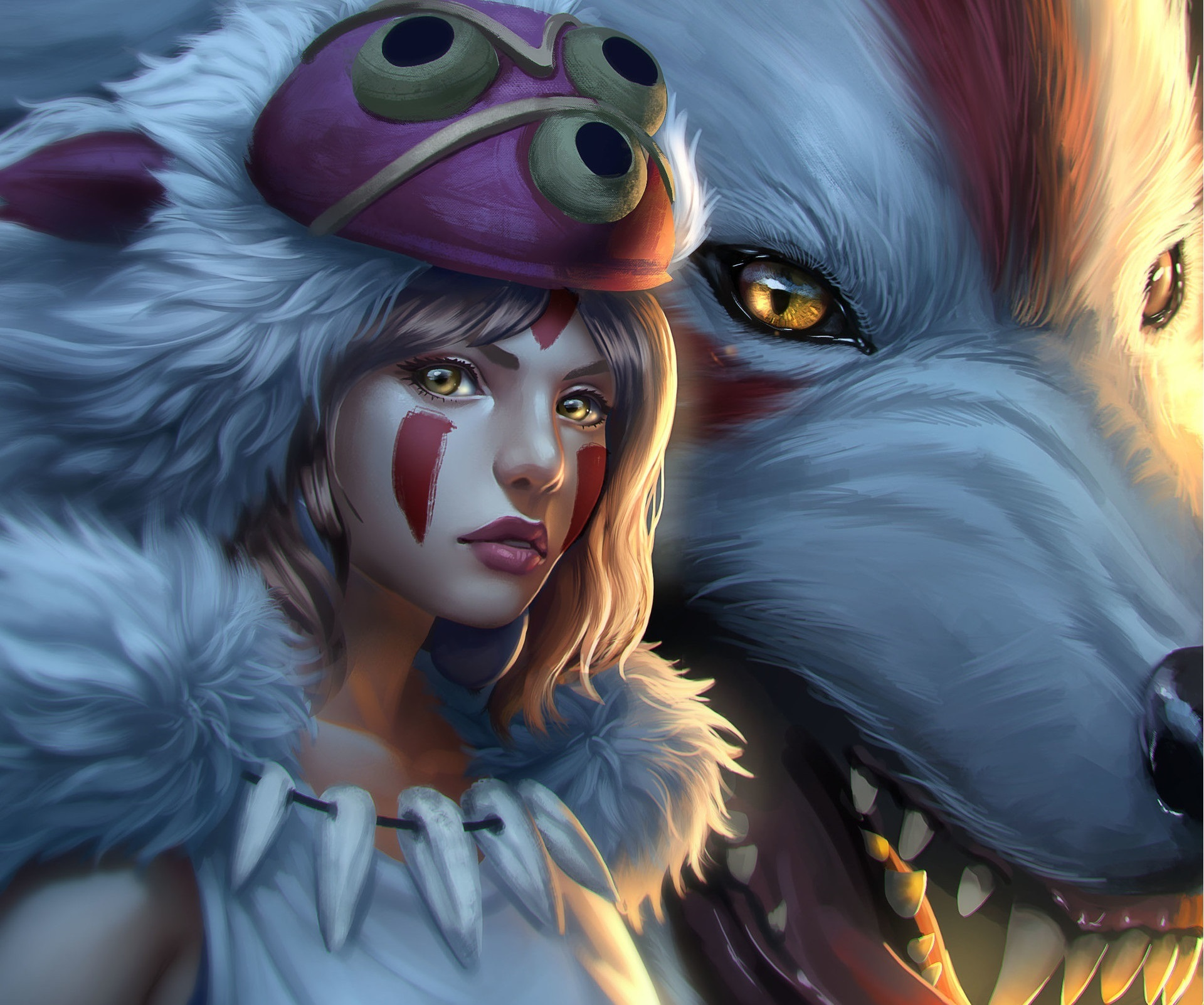 Princess Mononoke Hd