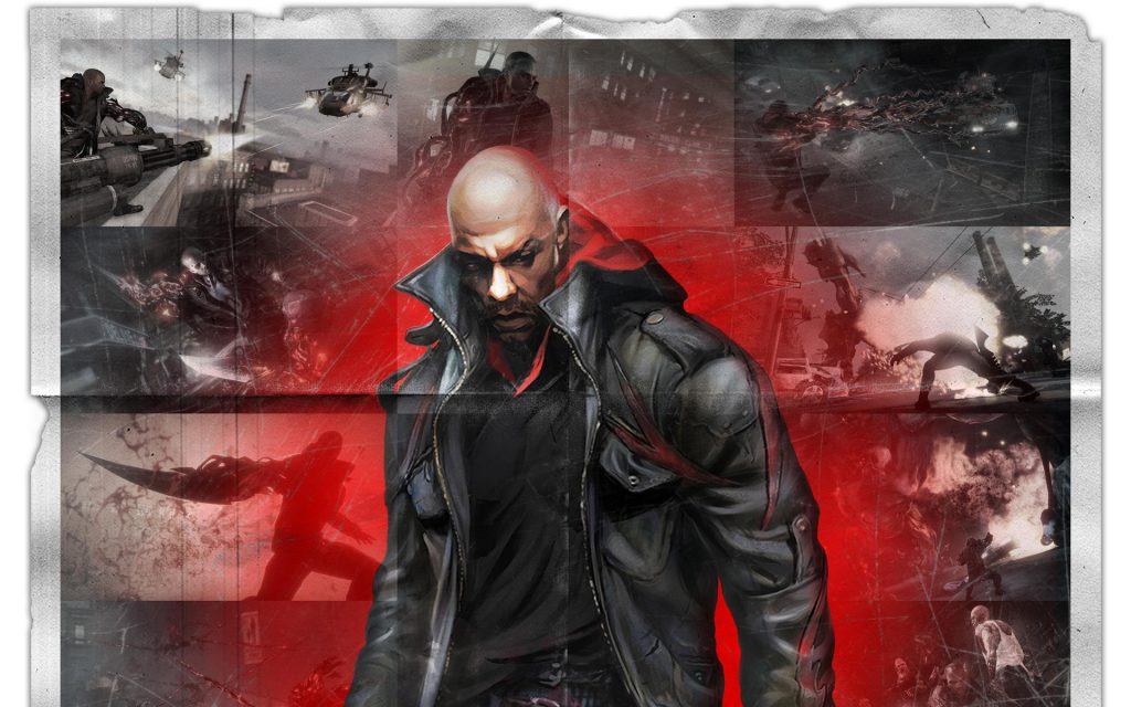 Prototype 2 Widescreen Wallpaper