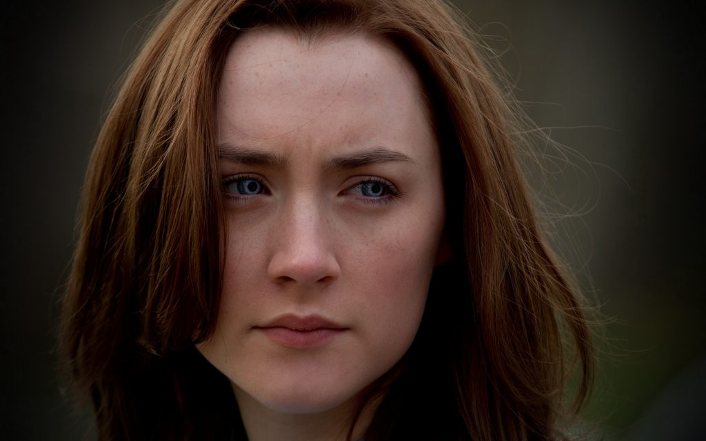 Saoirse Ronan 4K Ultra HD Wallpaper