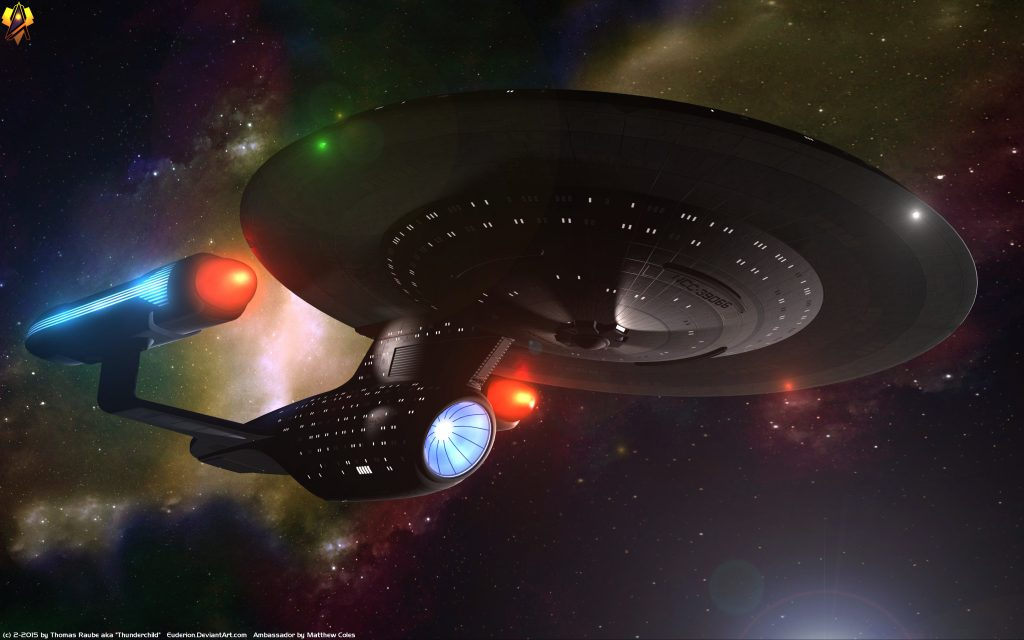 Star Trek: The Next Generation Wallpaper