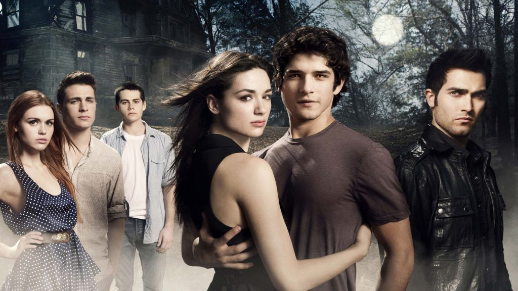 Teen Wolf Full HD Wallpaper