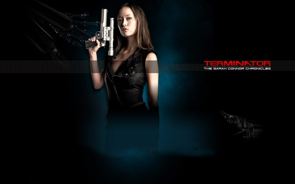 Terminator: The Sarah Connor Chronicles HD Widescreen Wallpaper