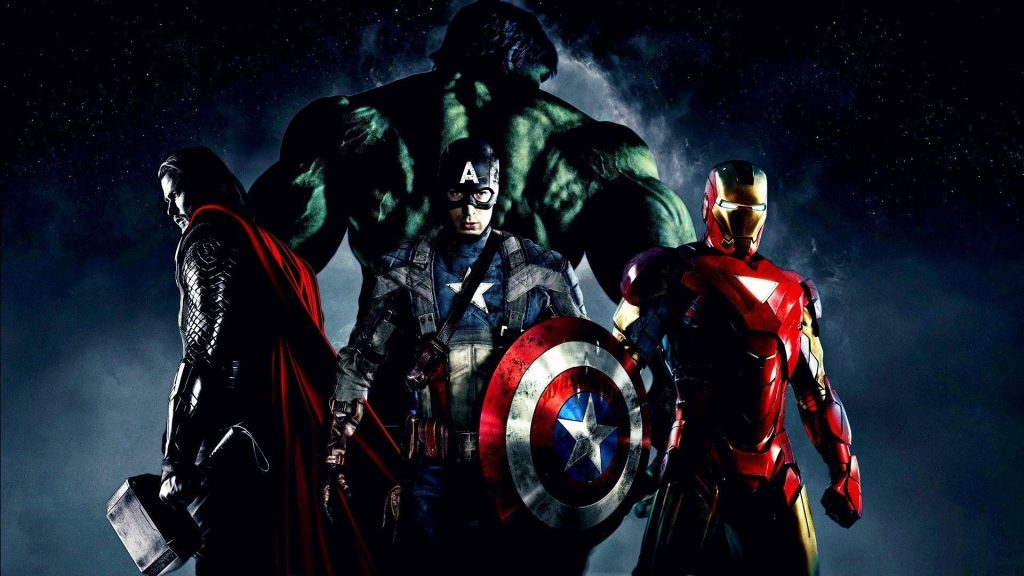The Avengers Full HD Wallpaper